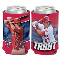 Angels Can Cooler 12 oz. Mike Trout