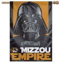 "Missouri Tigers / Star Wars VADER Vertical Flag 28"" x 40"""