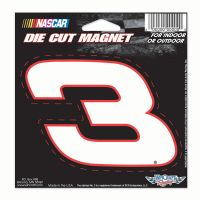 "Richard Childress Racing Die Cut Magnet 4.5"" x 6"""