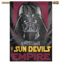 "Arizona State Sun Devils / Star Wars star wars vader Vertical Flag 28"" x 40"""