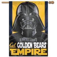 "California Golden Bears / Star Wars star wars vader Vertical Flag 28"" x 40"""
