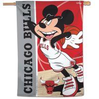 "Chicago Bulls / Disney Vertical Flag 28"" x 40"""