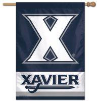 """Xavier Muskateers Vertical Flag 28"""" x 40"""""""