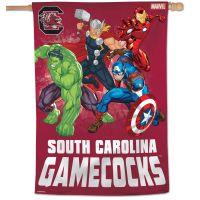 "South Carolina Gamecocks / Marvel (c) 2021 MARVEL Vertical Flag 28"" x 40"""