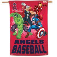 "Angels / Marvel (c) 2021 MARVEL Vertical Flag 28"" x 40"""