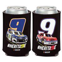 Chase Elliott Heritage Can Cooler 12 oz.