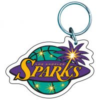 Los Angeles Sparks Premium Acrylic Key Ring