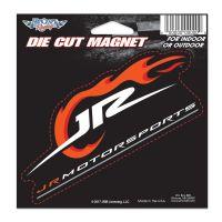 """JR Motorsports Die Cut Magnet 4.5"""" x 6"""""""