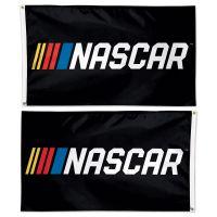 NASCAR Logo 2 sided Flag 3' x 5'