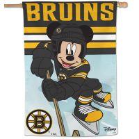 "Boston Bruins / Disney Vertical Flag 28"" x 40"""