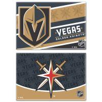 "Vegas Golden Knights Rectangle Magnet, 2pack 2"" x 3"""