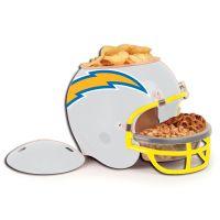 Los Angeles Chargers Snack helmet