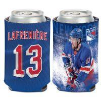 New York Rangers IMAGE Can Cooler 12 oz. Alexis Lafreniere