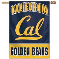 "California Golden Bears Vertical Flag 28"" x 40"""