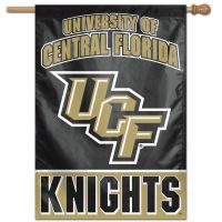 """UCF Knights Vertical Flag 28"""" x 40"""""""