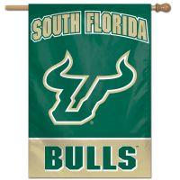 "South Florida Bulls Vertical Flag 28"" x 40"""