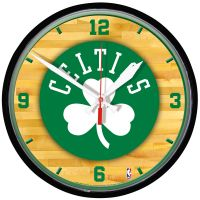 Boston Celtics Round Wall Clock 12.75""
