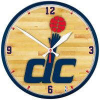 Washington Wizards Round Wall Clock 12.75""