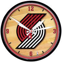 """Portland Trail Blazers Round Wall Clock 12.75"""""""