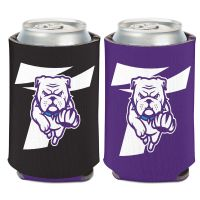 Truman State University Bulldogs PRIMARY LOGO 2 COLOR Can Cooler 12 oz.