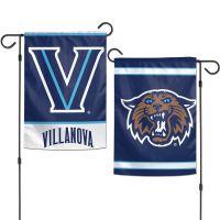 """Villanova Wildcats Garden Flags 2 sided 12.5"""" x 18"""""""