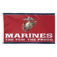 U.S. Marines Flag - Deluxe 3' X 5'
