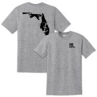 FWC Officers Association T Shirts 2XL