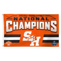 FCS DIV 1 FOOTBALL CHAMPION Flag - Deluxe 3' X 5'