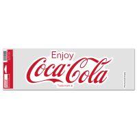 """Coca-Cola Fan Decals 3.75"""" x 12"""""""