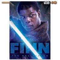 """New Trilogy / New Trilogy Vertical Flag 28"""" x 40"""" Finn"""