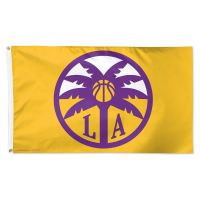 Los Angeles Sparks Flag - Deluxe 3' X 5'