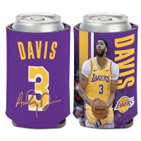 Los Angeles Lakers Can Cooler 12 oz. Anthony Davis