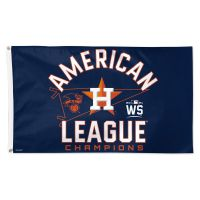 American League Champions Houston Astros World Series Flag - Deluxe 3' X 5'