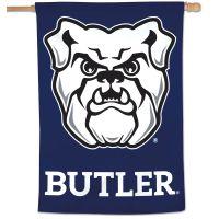 "Butler Bulldogs Vertical Flag 28"" x 40"""