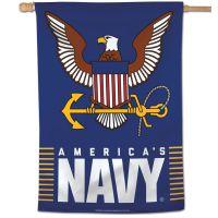 "U.S. Navy Vertical Flag 28"" x 40"""