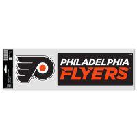 """Philadelphia Flyers Fan Decals 3.75"""" x 12"""""""
