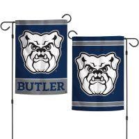 "Butler Bulldogs Garden Flags 2 sided 12.5"" x 18"""