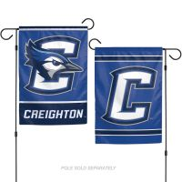"Creighton Bluejays Garden Flags 2 sided 12.5"" x 18"""