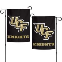 """UCF Knights Garden Flags 2 sided 12.5"""" x 18"""""""