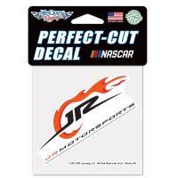"""JR Motorsports Perfect Cut Color Decal 4"""" x 4"""""""