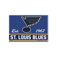 "St. Louis Blues Metal Magnet 2.5"" x 3.5"""