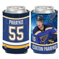 St. Louis Blues Can Cooler 12 oz. Colton Parayko