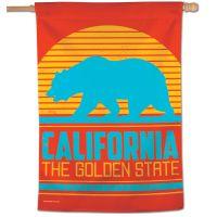 "State / California Vertical Flag 28"" x 40"""