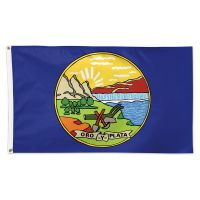 State / MONTANA Flag - Deluxe 3' X 5'