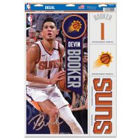 "Phoenix Suns Multi Use Decal 11"" x 17"" Devin Booker"