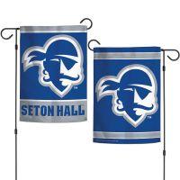"Seton Hall Pirates Garden Flags 2 sided 12.5"" x 18"""