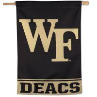 "Wake Forest Demon Deacons Vertical Flag 28"" x 40"""