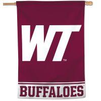 "West Texas A&M Buffaloes Vertical Flag 28"" x 40"""