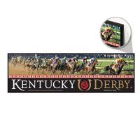"Kentucky Derby Wood Sign 9"" x 30"""