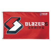 Blazer5 Gaming Portland Trail Blazers Flag - Deluxe 3' X 5'